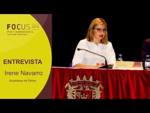 Entrevista Irene Navarro - Alcaldesa Ayuntamiento de Petrer[;;;][;;;]