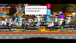 Maple Story You're Beautiful and It's Too Late.flv