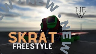 Volando Frame SKRat Freestyle FPV
