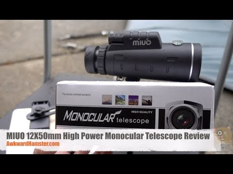 Download miuo mm high power monocular telescope review