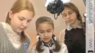 """ТРК """"Сейм"""" - сюжет о """"Семейной лаборатории анимации"""""""
