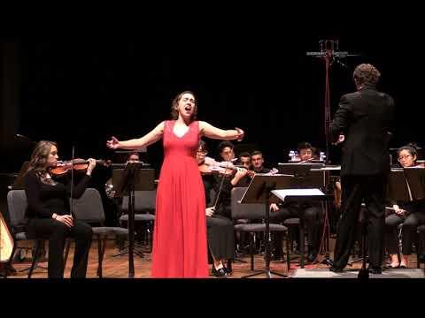 """""""Großmächtige prinzessin""""from Strauss' Ariadne auf Naxos"""