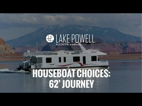 Luxury Class 62' Journey Houseboat Video