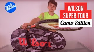 Wilson Bag Check - Unexpected Items?! & Do I Like The Camo Bag???