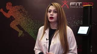 Dr Zaeema Chaudhry, Dermatologist, endorses the Fit3D Test