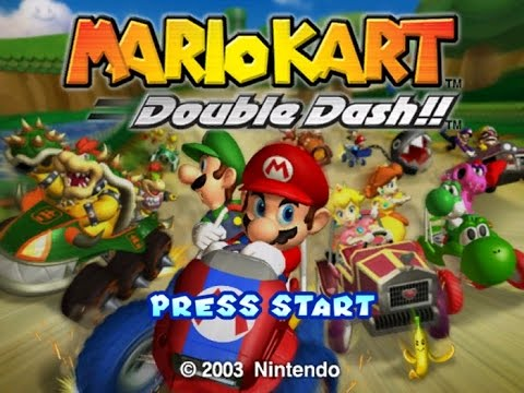 Mario Kart Double Dash ISO < GCN ISOs   Emuparadise