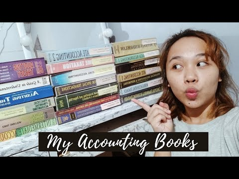 MY ACCOUNTING BOOKS SO FAR 📚 (2nd year Accountancy student) + contents, authors, thoughts + tips