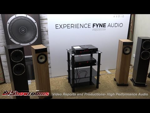 Fyne Audio, Beautiful Loudspeakers with exceptional Sound, hifideluxe 2018