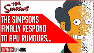 Response From Simpsons Producer leaves Us Asking More Questions...