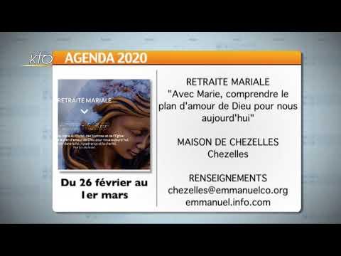 Agenda du 10 février 2020