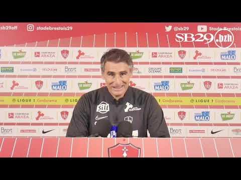 Reims - Brest | Conférence de presse d'avant-match
