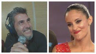 El Chato Prada le propuso casamiento en vivo a Lourdes Sánchez