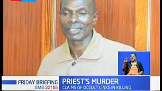 Priest's Murder: Police claim occult links in killing