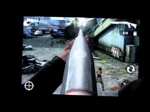 Contract Killer Zombies iPhone App Review