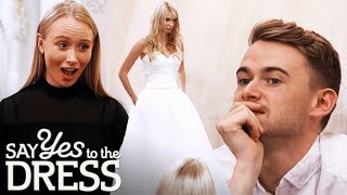 Entourage Says Young Bride Looks Like a Cougar | Say Yes To The Dress UK