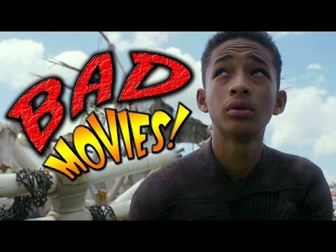 What's WRONG with After Earth???