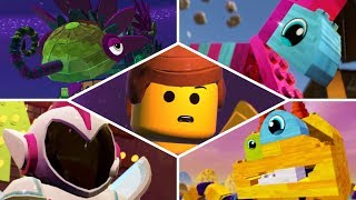 The LEGO Movie 2 Videogame - All Bosses