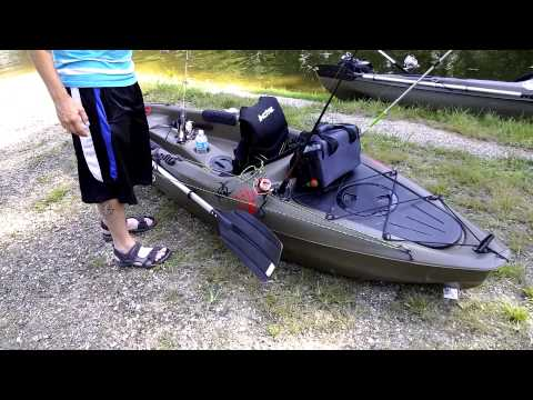 Download link youtube sun dolphin journey 10ss kayak review for Fishing kayak under 300