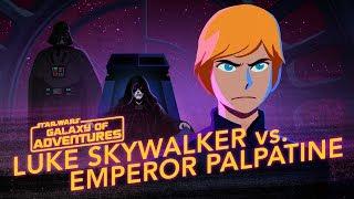 Episode 1.11 Luke contre l'Empereur Palpatine, s'élever contre le Mal (VO)