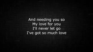 Lionel Richie - You Are (Lyrics)