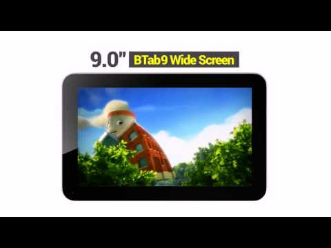 B Tab 9 Video HD