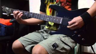 Trial of tears by Dream theater guitar cover full song (HD)