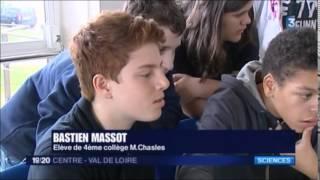 Ballon sonde France 3