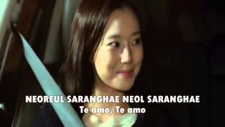 Innocent man (JUNSU) - LOVE IS LIKE SNOW - sub español