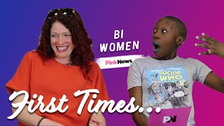 Bisexual women share their coming out stories | First Times