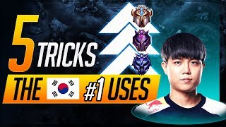 The MUST KNOW Korean Tricks for CLIMBING Jungle SEASON 10! | League of Legends Guides