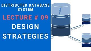 Design Strategies in Distributed DBMS - Lecture 09