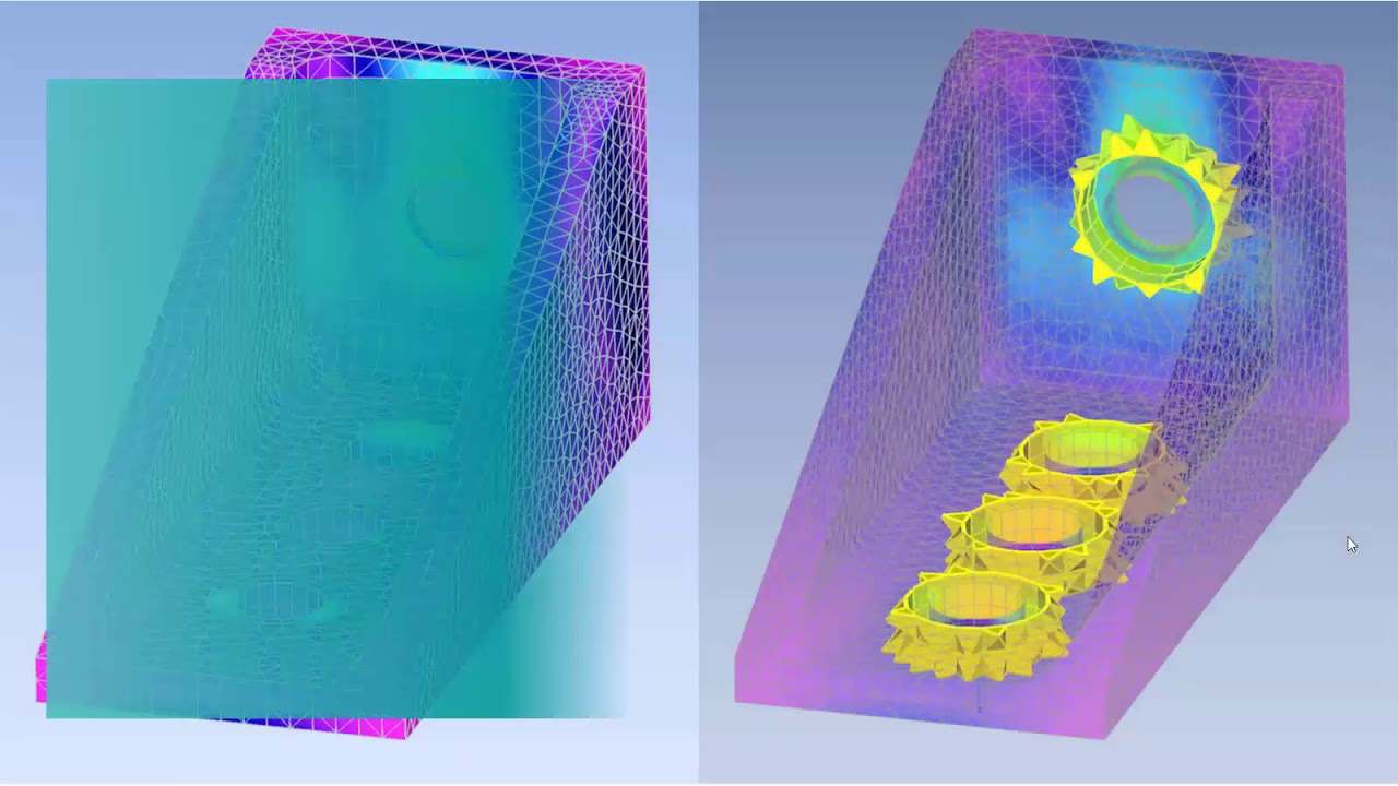 Femap 2019 1 Meshing Enhancements