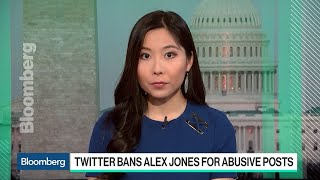 Why Alex Jones Is Permanently Banned From Twitter