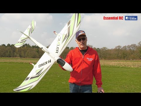 the-best-beginner-rc-trainer-plane-2019--hobbyking-bixler-v11-epo-foam-1400mm-powered-glider