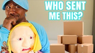 People sending me WEIRD Stuff | PO Box Opening