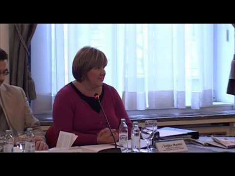 Javna rasprava o spolnom odgoju u školi, Novinarski dom, dne16. siječnja 2013.., 1. dio