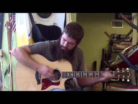 Jimi Hendrix Red House Cover w/ Lance Neely