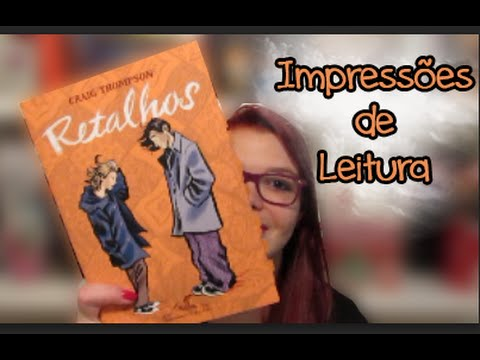 Impressões de Leitura: RETALHOS | Aninha Pessoni