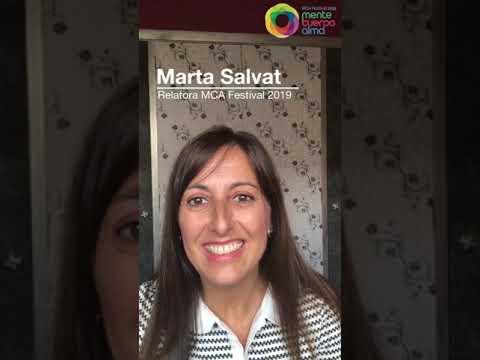 Marta Salvat - Invitación MCA Festival 2019