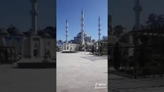 preview picture of video 'Turkish Masjid Bishkek Kyrgyzstan'
