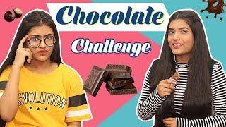 Chocolate Challenge Ft. Samreen Ali | Mahjabeen Ali