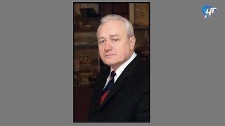 Ушел из жизни бывший директор Новгородского музея-заповедника Николай Николаевич Гринёв