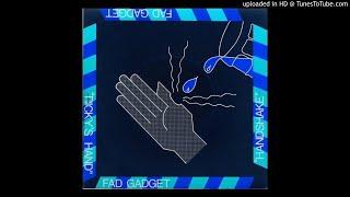 Fad Gadget – Ricky's Hand [12ɪɴᴄʜ ʀᴇᴍɪx]