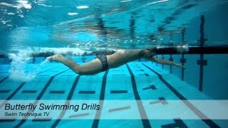 Butterfly Swimming Drills