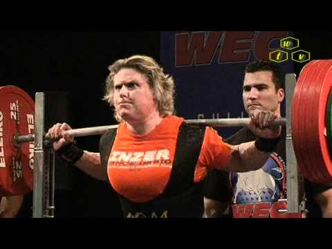 Powerliften Ielja Strik 2011
