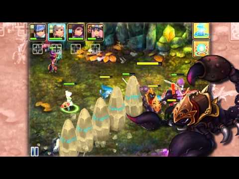 Video of Legend of Roland: Action RPG