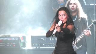 Tarja Turunen - Never Enough - Teatro El Circulo - Rosario 30.03.2012.MOV