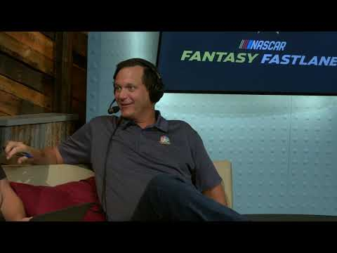 Fantasy Fastlane: Is this Chase's place; Michael Waltrip helps preview Michigan
