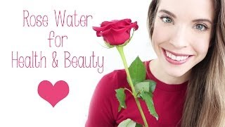 How to use Rose water !