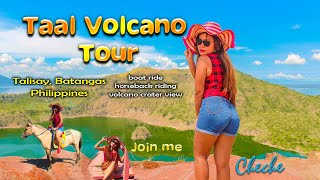 Taal Volcano Tour From Tagaytay | Trekking Taal Volcano 2019